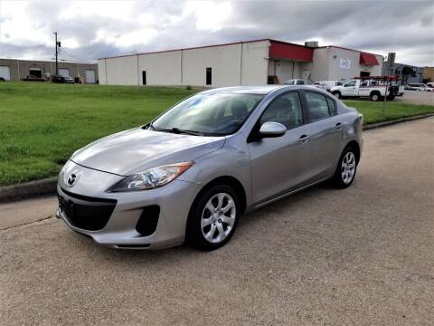 2013 Mazda MAZDA3 for sale at Image Auto Sales in Dallas TX