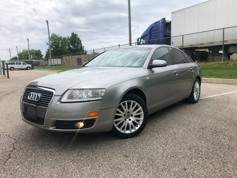 2006 Audi A6 for sale at Kaners Motor Sales in Huntingdon Valley PA