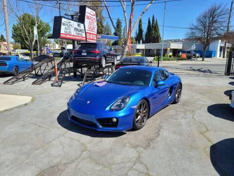 2014 Porsche Cayman for sale at Imports Auto Sales & Service in San Leandro CA