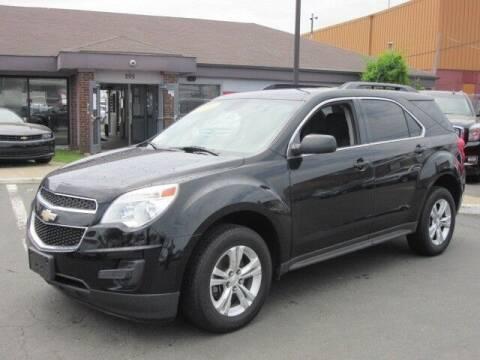 2014 Chevrolet Equinox for sale at Lynnway Auto Sales Inc in Lynn MA