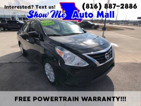 2018 Nissan Versa for sale at Show Me Auto Mall in Harrisonville MO