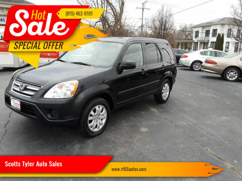 2005 Honda CR-V for sale at Scotts Tyler Auto Sales in Wilmington IL