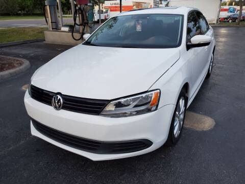 2012 Volkswagen Jetta for sale at Florida Prestige Collection in St Petersburg FL
