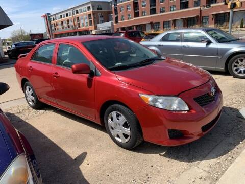 2009 Toyota Corolla for sale at LOT 51 AUTO SALES in Madison WI