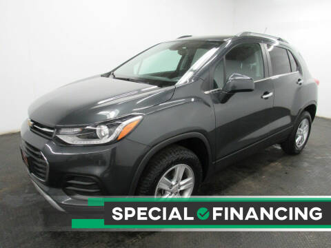 2017 Chevrolet Trax for sale at Automotive Connection in Fairfield OH