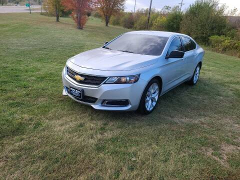 2015 Chevrolet Impala for sale at Lewis Blvd Auto Sales in Sioux City IA
