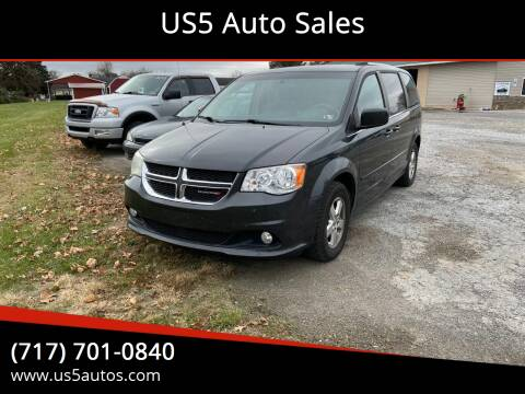 2011 Dodge Grand Caravan for sale at US5 Auto Sales in Shippensburg PA