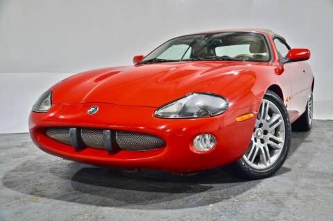 2003 Jaguar XKR for sale at Carxoom in Marietta GA