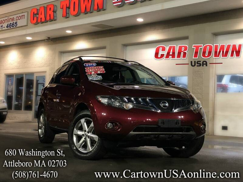 2010 Nissan Murano for sale at Car Town USA in Attleboro MA