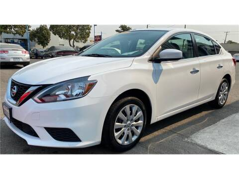 2018 Nissan Sentra for sale at ATWATER AUTO WORLD in Atwater CA