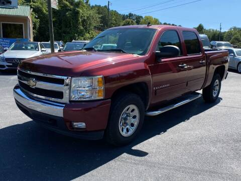 2008 Chevrolet Silverado 1500 for sale at Luxury Auto Innovations in Flowery Branch GA