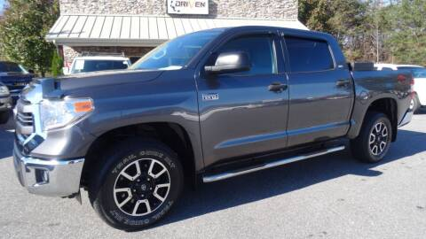 2014 Toyota Tundra for sale at Driven Pre-Owned in Lenoir NC