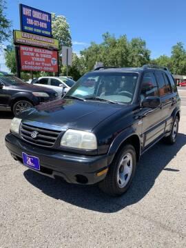 2002 Suzuki Grand Vitara for sale at Right Choice Auto in Boise ID