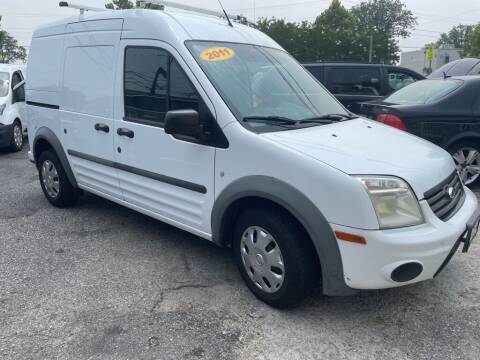 2011 Ford Transit Connect for sale at Alpina Imports in Essex MD