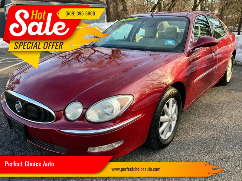 2005 Buick LaCrosse for sale at Perfect Choice Auto in Trenton NJ