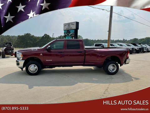 2021 RAM Ram Pickup 3500 for sale at Hills Auto Sales in Salem AR