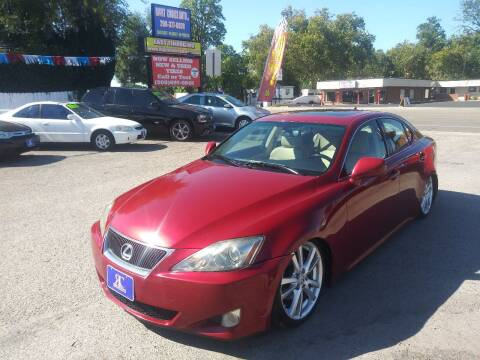 2007 Lexus IS 250 for sale at Right Choice Auto in Boise ID