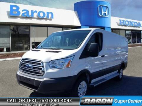2019 Ford Transit Cargo for sale at Baron Super Center in Patchogue NY