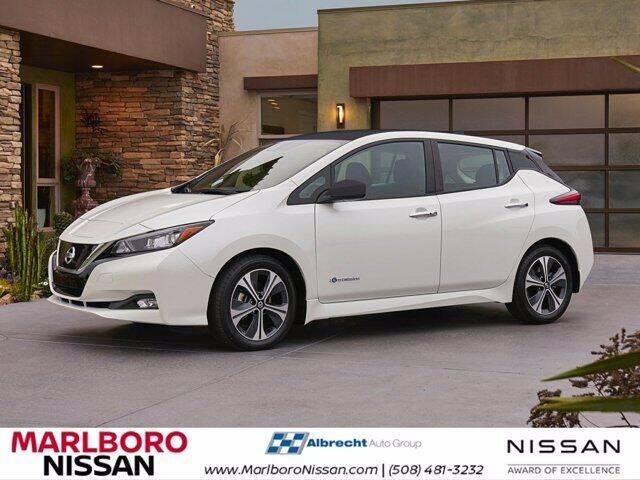 2021 Nissan LEAF for sale in Marlborough, MA