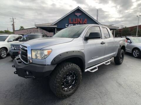 2011 Toyota Tundra for sale at LUNA CAR CENTER in San Antonio TX