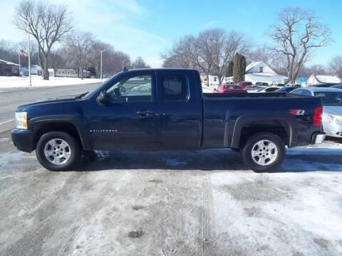 2008 Chevrolet Silverado 1500 for sale at BRETT SPAULDING SALES in Onawa IA