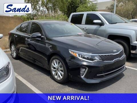 2018 Kia Optima for sale at Sands Chevrolet in Surprise AZ