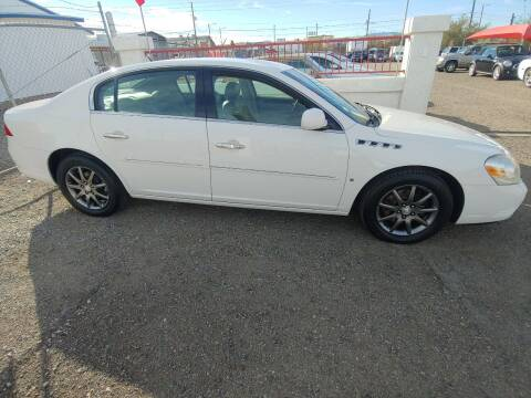 2006 Buick Lucerne for sale at ACE AUTO SALES in Lake Havasu City AZ
