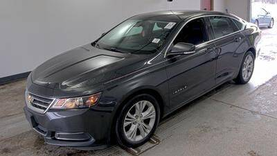 2014 Chevrolet Impala for sale at Birmingham Automotive in Birmingham OH
