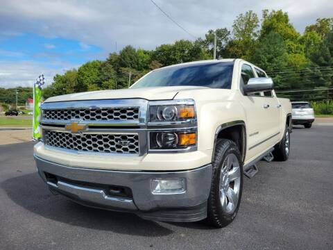 2014 Chevrolet Silverado 1500 for sale at A & R Autos in Piney Flats TN