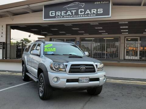 2008 Toyota Tacoma for sale at Great Cars in Sacramento CA