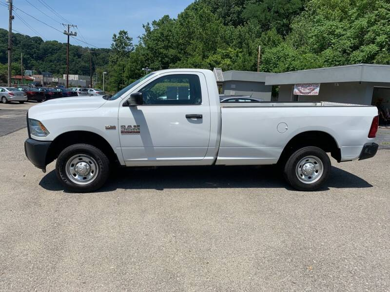 2015 RAM Ram Pickup 2500 for sale at B & P Motors LTD in Glenshaw PA