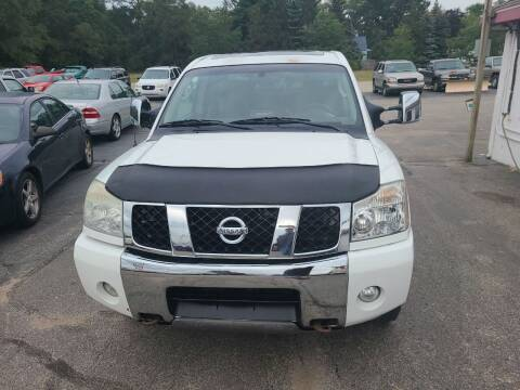 2005 Nissan Titan for sale at All State Auto Sales, INC in Kentwood MI
