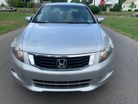 2009 Honda Accord for sale at Via Roma Auto Sales in Columbus OH