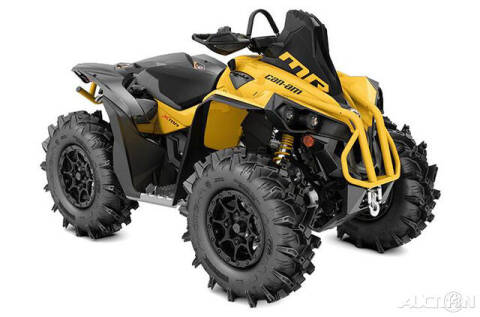 2021 Can-Am RENEGADE 1000R XMR VISCO-4LOK for sale at ROUTE 3A MOTORS INC in North Chelmsford MA