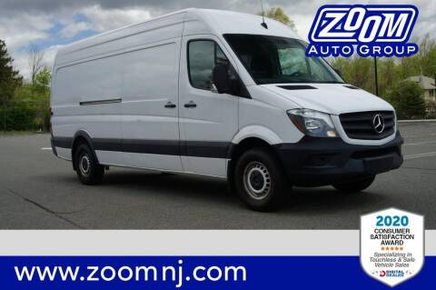 2014 Mercedes-Benz Sprinter Cargo for sale at Zoom Auto Group in Parsippany NJ