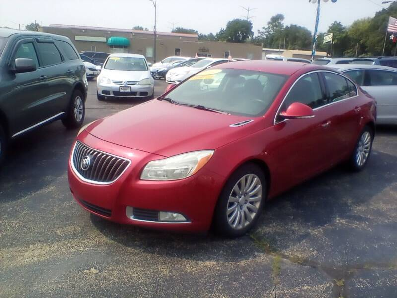 2012 Buick Regal for sale at Smart Buy Auto in Bradley IL