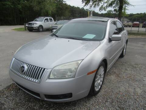 2009 Mercury Milan for sale at Bullet Motors Charleston Area in Summerville SC