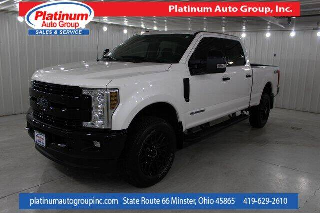 2018 Ford F-350 Super Duty for sale in Minster, OH