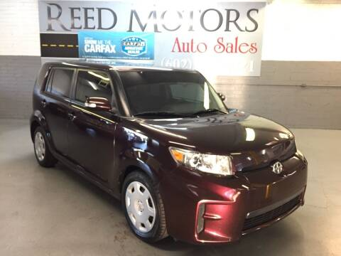 2012 Scion xB for sale at REED MOTORS LLC in Phoenix AZ