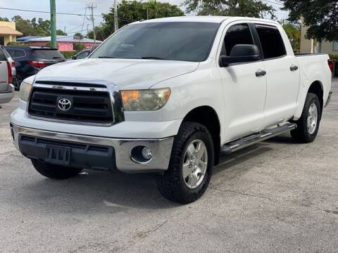 2011 Toyota Tundra for sale at BC Motors in West Palm Beach FL