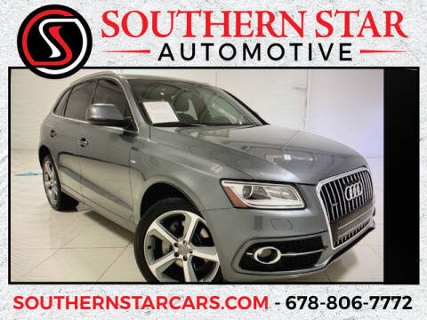 2013 Audi Q5 for sale at Southern Star Automotive, Inc. in Duluth GA