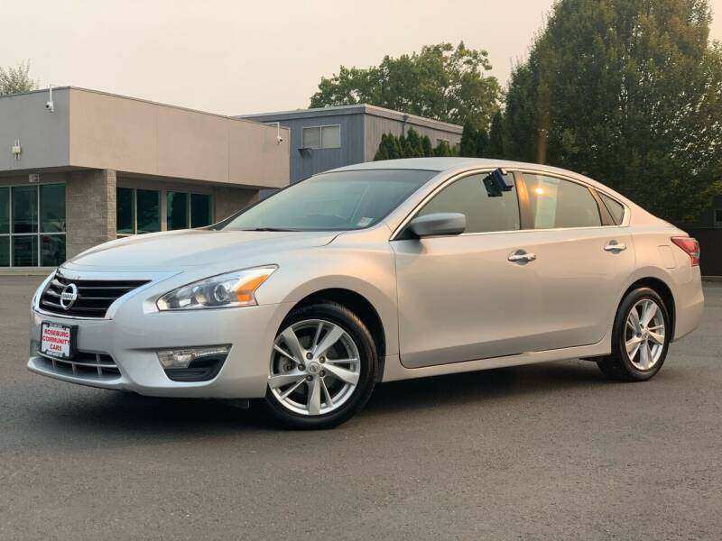 2013 Nissan Altima 2.5 SV 4dr Sedan - Roseburg OR