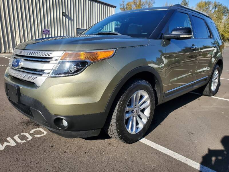 2012 Ford Explorer for sale at VIking Auto Sales LLC in Salem OR