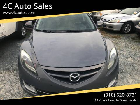 2011 Mazda MAZDA6 for sale at 4C Auto Sales in Wilmington NC