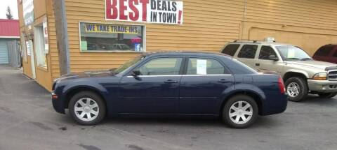 2005 Chrysler 300 for sale at American Auto Group LLC in Saginaw MI