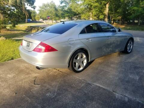 2006 Mercedes-Benz CLS for sale at J & J Auto Brokers in Slidell LA