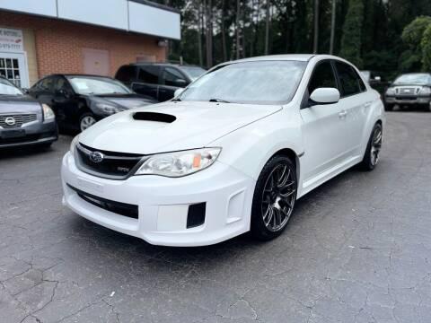 2014 Subaru Impreza for sale at Magic Motors Inc. in Snellville GA