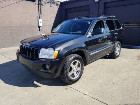 2005 Jeep Grand Cherokee for sale at Madison Motor Sales in Madison Heights MI