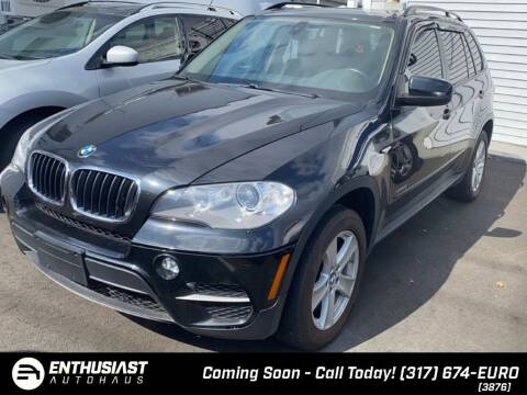 2013 BMW X5 for sale at Enthusiast Autohaus in Sheridan IN