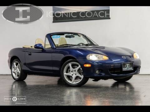 2003 Mazda MX-5 Miata for sale at Iconic Coach in San Diego CA